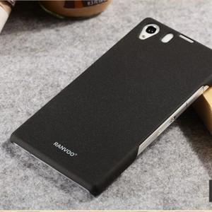เคส Sony Xperia Z1 SOXZ1-004 เคสแข็งสีดำ