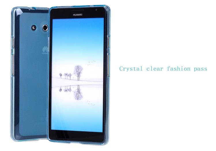 เคสซิลิโคน Huawei Ascend Mate HUAM-S001 - Omega Case 1
