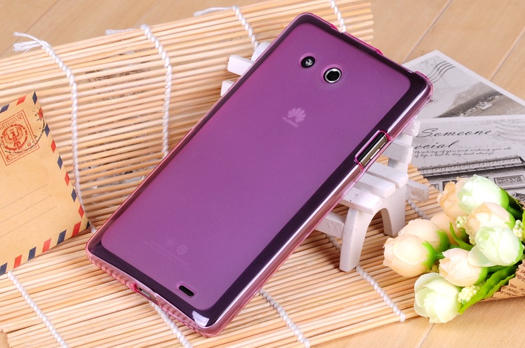 เคสซิลิโคน Huawei Ascend Mate HUAM-S001 - Omega Case 6