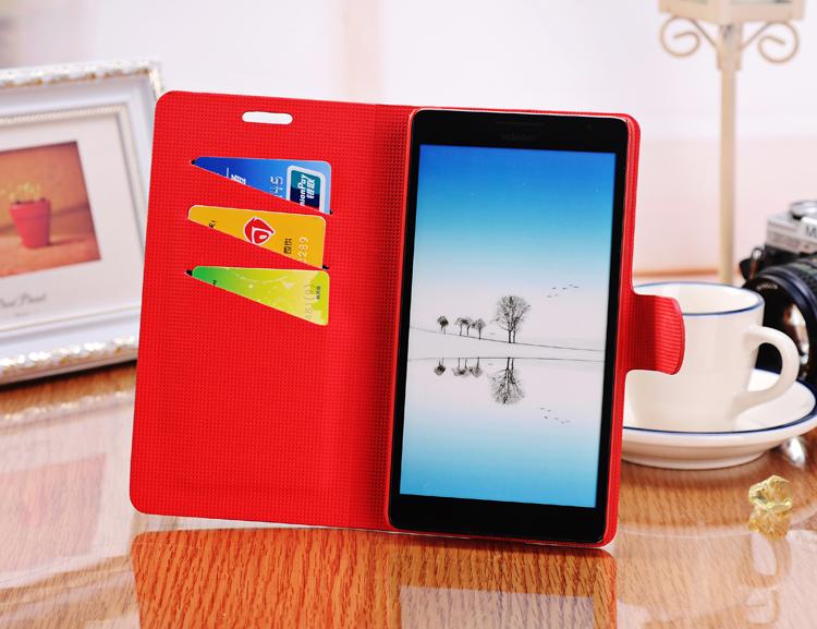 เคสฝาพับ Huawei Ascend Mate HUAM-F002 - Omega Case 12