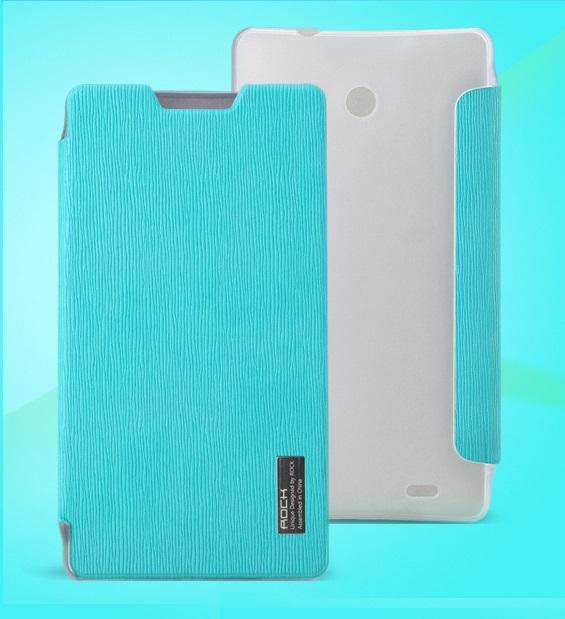 เคสฝาพับ Huawei Ascend Mate HUAM-F003 - Omega Case 5