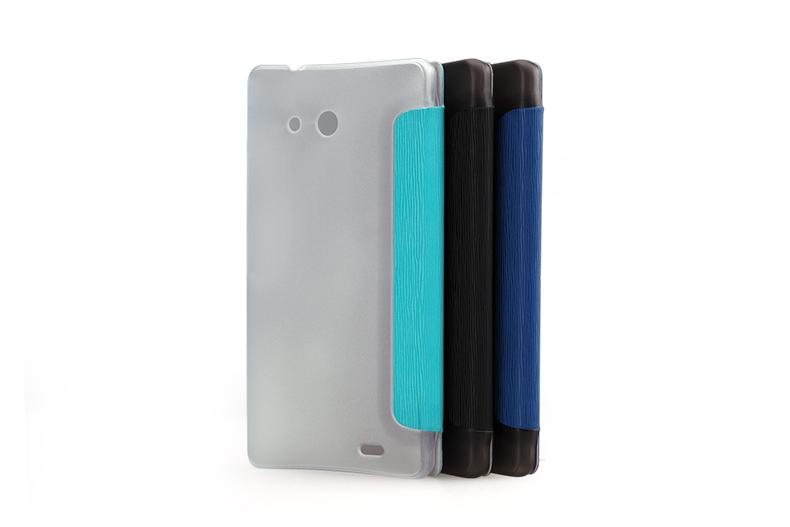 เคสฝาพับ Huawei Ascend Mate HUAM-F003 - Omega Case 7
