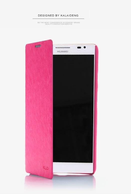 เคสฝาพับ Huawei Ascend Mate HUAM-F004 - Omega Case 2