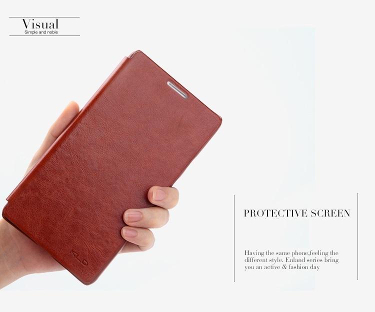 เคสฝาพับ Huawei Ascend Mate HUAM-F004 - Omega Case 5