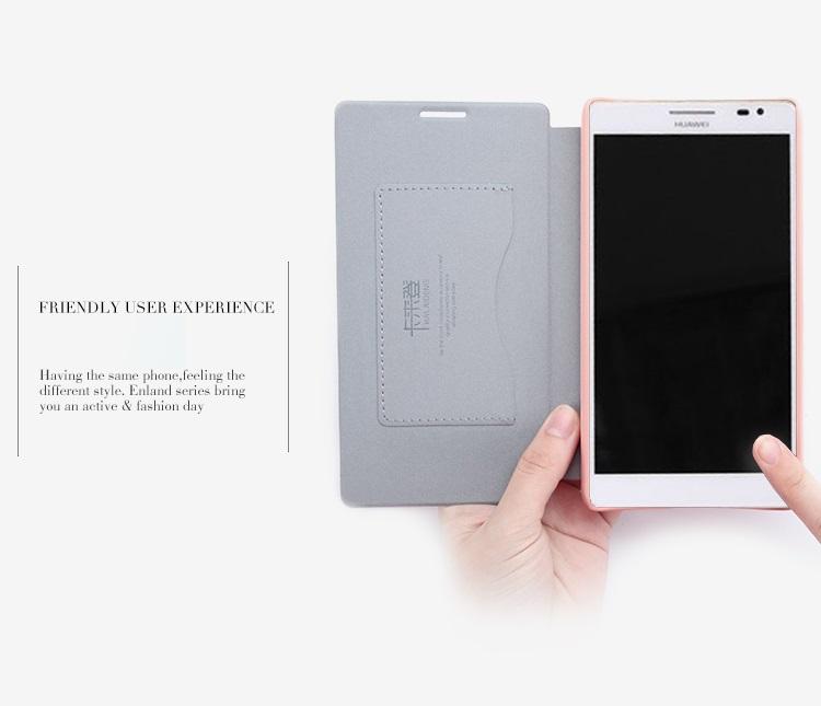 เคสฝาพับ Huawei Ascend Mate HUAM-F004 - Omega Case 6