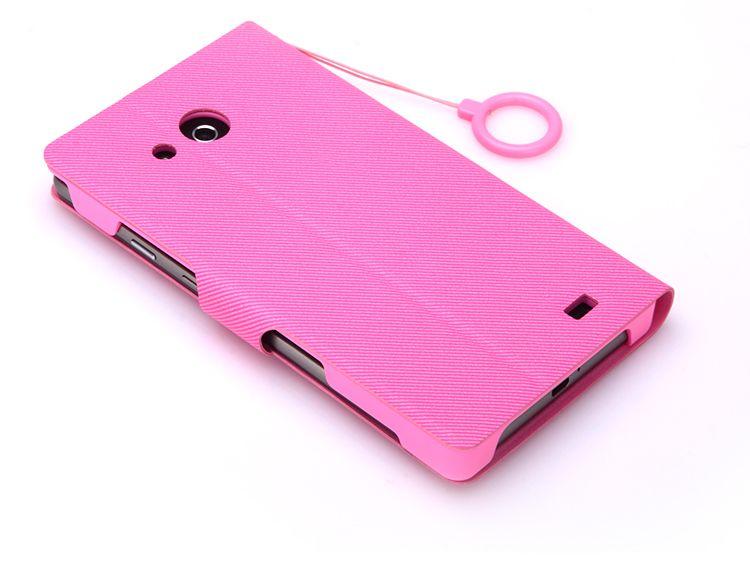 เคสฝาพับ Huawei Ascend Mate HUAM-F005 - Omega Case 7