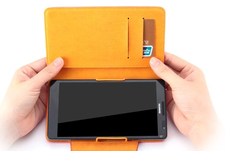 เคสฝาพับ Huawei Ascend Mate HUAM-F006 - Omega Case 13