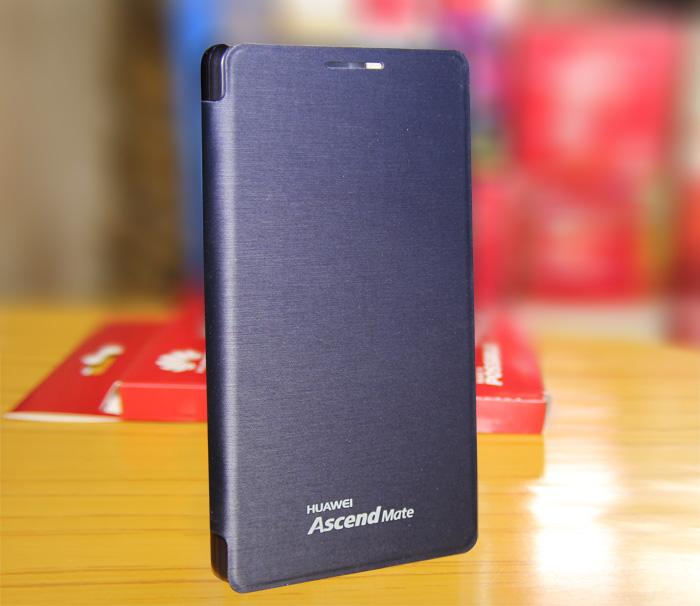 เคสฝาพับ Huawei Ascend Mate HUAM-F008 - Omega Case 1