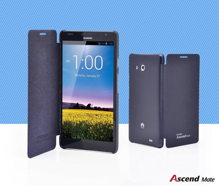 เคสฝาพับ Huawei Ascend Mate HUAM-F009 - Omega Case 1