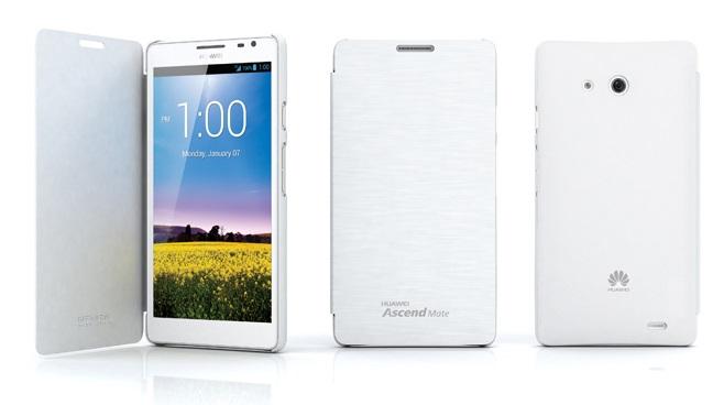 เคสฝาพับ Huawei Ascend Mate HUAM-F009 - Omega Case 10