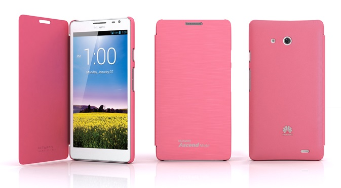 เคสฝาพับ Huawei Ascend Mate HUAM-F009 - Omega Case 11