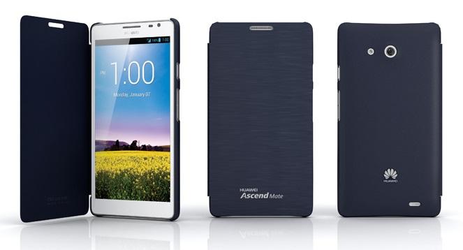 เคสฝาพับ Huawei Ascend Mate HUAM-F009 - Omega Case 12