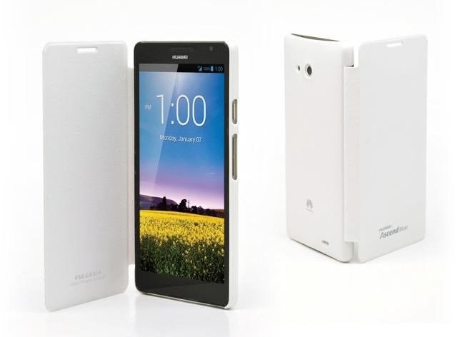 เคสฝาพับ Huawei Ascend Mate HUAM-F009 - Omega Case 6