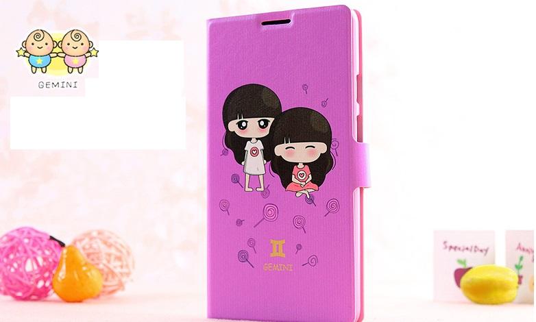 เคสฝาพับ Huawei Ascend Mate HUAM-F010 - Omega Case 4
