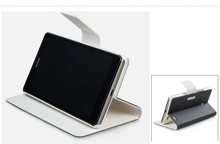 เคสฝาพับ Huawei Ascend Mate HUAM-F011 - Omega Case 3