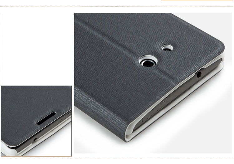 เคสฝาพับ Huawei Ascend Mate HUAM-F011 - Omega Case 4