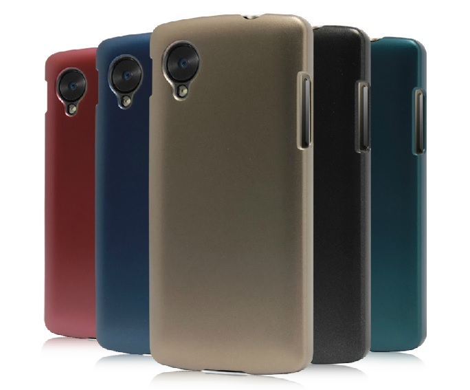 เคสแข็ง (Hard Case) Nexus 5 NE5-H001 - Omega Case