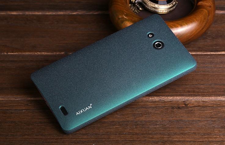 เคสแข็ง Huawei Ascend Mate HUAM-H003 - Omega Case 4