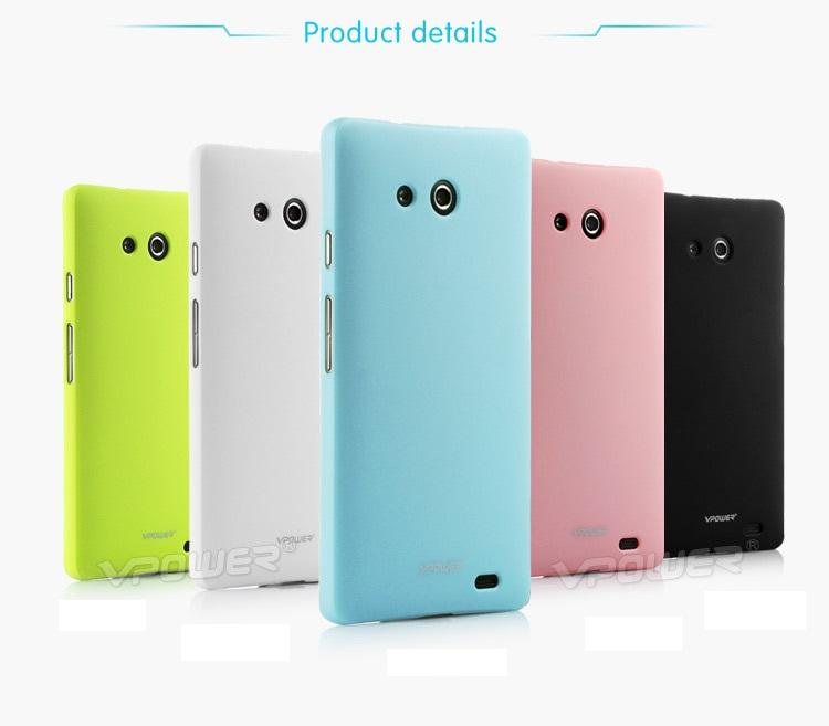 เคสแข็ง Huawei Ascend Mate HUAM-H004 - Omega Case 1