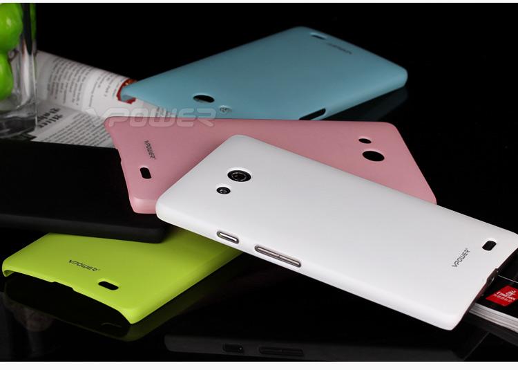 เคสแข็ง Huawei Ascend Mate HUAM-H004 - Omega Case 8