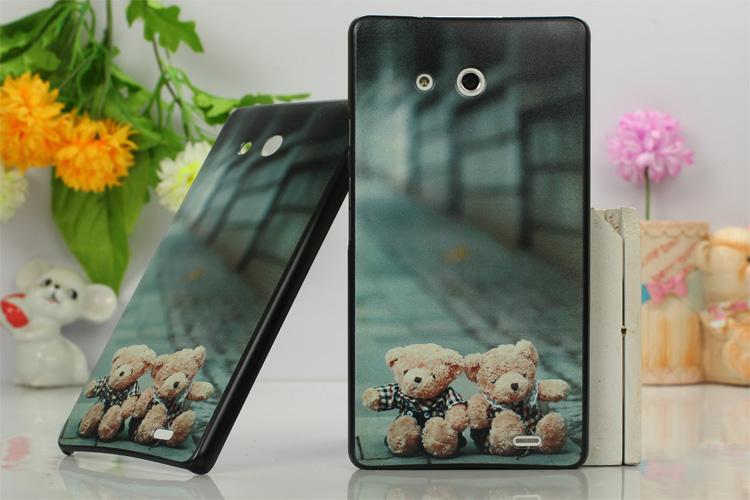 เคสแข็ง Huawei Ascend Mate HUAM-H006 - Omega Case 10