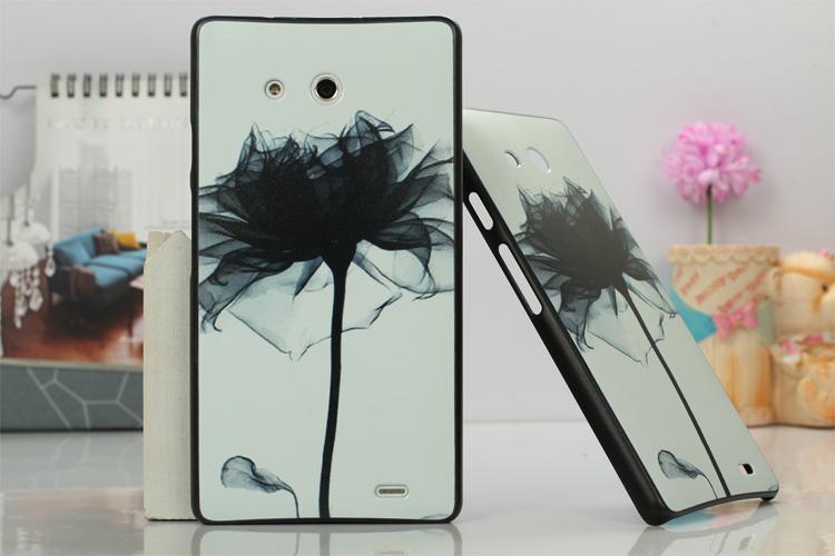 เคสแข็ง Huawei Ascend Mate HUAM-H006 - Omega Case 11