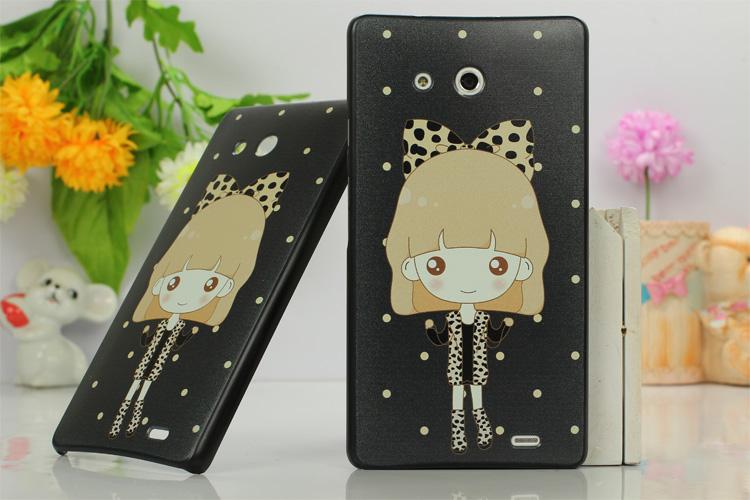 เคสแข็ง Huawei Ascend Mate HUAM-H006 - Omega Case 25