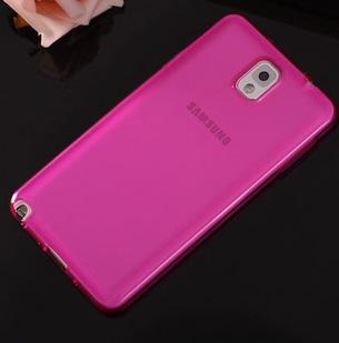 เคส Samsung Galaxy Note 3 ซิลิโคน รุ่น SAN3-S002 - 3