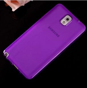 เคส Samsung Galaxy Note 3 ซิลิโคน รุ่น SAN3-S002