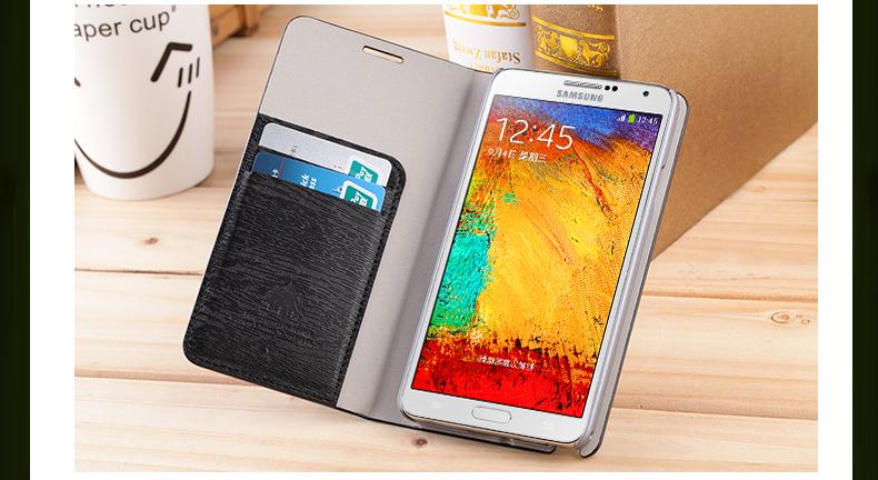 เคส Samsung Galaxy Note 3 ฝาพับ Torras รุ่น SAN3-F001 - 18
