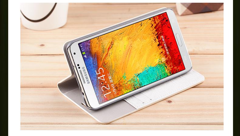 เคส Samsung Galaxy Note 3 ฝาพับ Torras รุ่น SAN3-F001 - 19