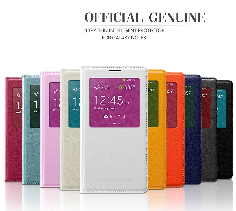 เคส Samsung Galaxy Note 3 View Cover รุ่น SAN3-V001 - 10