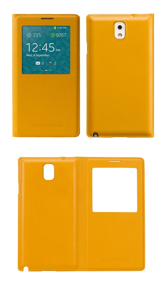 เคส Samsung Galaxy Note 3 View Cover รุ่น SAN3-V001 - 14