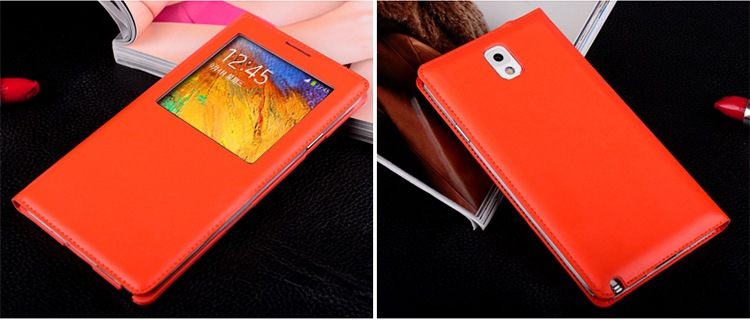 เคส Samsung Galaxy Note 3 View Cover รุ่น SAN3- V001 - 4
