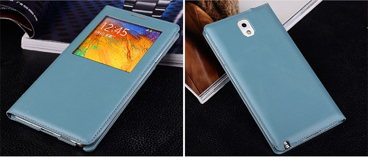 เคส Samsung Galaxy Note 3 View Cover รุ่น SAN3- V001 - 5