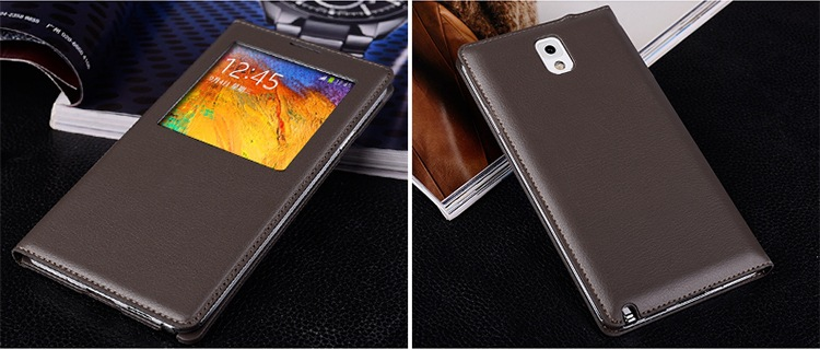 เคส Samsung Galaxy Note 3 View Cover รุ่น SAN3- V001 - 8