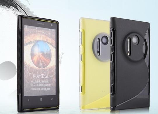 เคสซิลิโคน Nokia Lumia 1020 NL1020-S001 - Omega Case 1