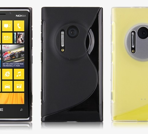 เคสซิลิโคน Nokia Lumia 1020 NL1020-S001 – Omega Case 2