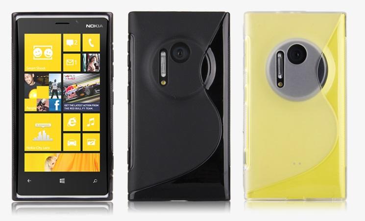 เคสซิลิโคน Nokia Lumia 1020 NL1020-S001 - Omega Case 2