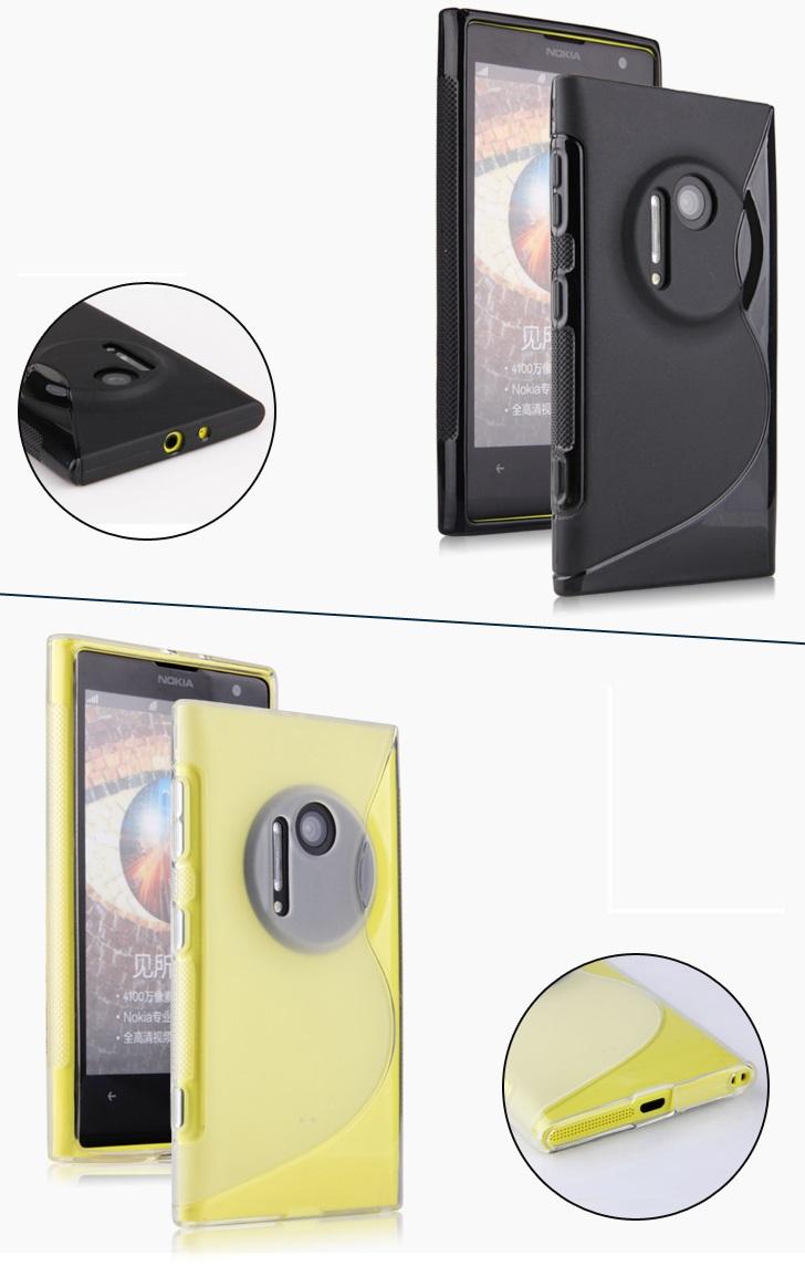 เคสซิลิโคน Nokia Lumia 1020 NL1020-S001 - Omega Case 3