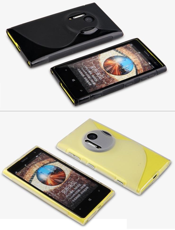 เคสซิลิโคน Nokia Lumia 1020 NL1020-S001 - Omega Case 6