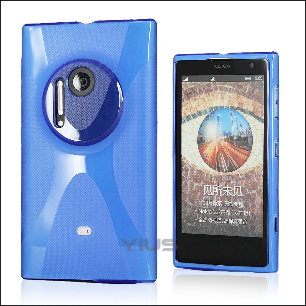 เคสซิลิโคน Nokia Lumia 1020 NL1020-S002 - Omega Case 3