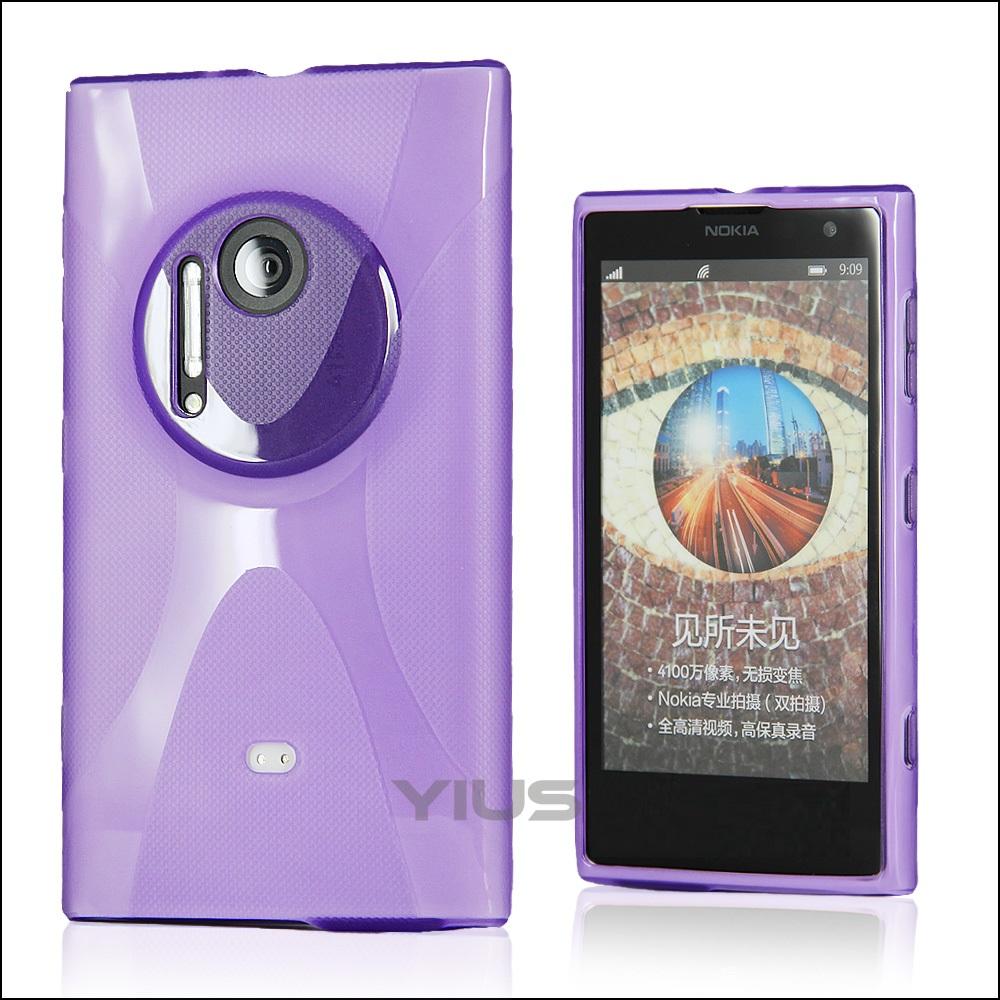 เคสซิลิโคน Nokia Lumia 1020 NL1020-S002 - Omega Case 4