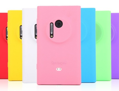 เคสซิลิโคน Nokia Lumia 1020 NL1020-S003 - Omega Case