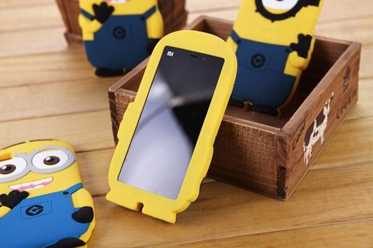 เคสซิลิโคน Xiaomi MI2 และ Xiaomi MI2S XM2S-S002 - Omega Case 3