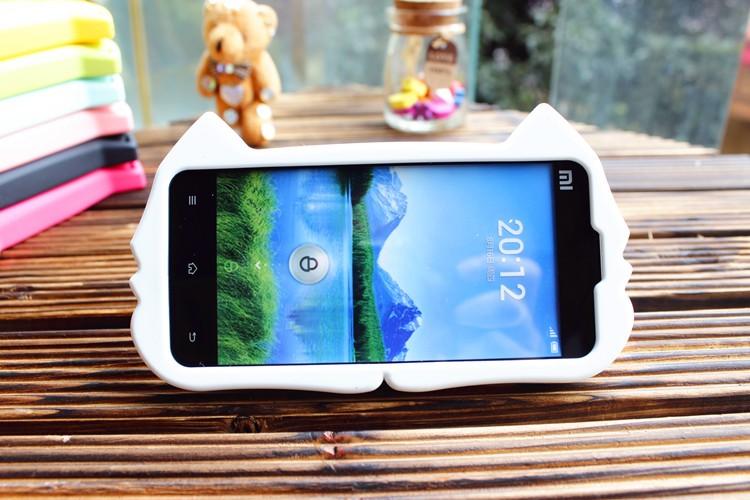 เคสซิลิโคน Xiaomi MI2 และ Xiaomi MI2S XM2S-S003 - Omega Case 11