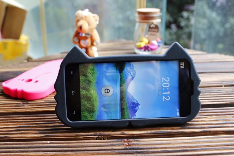 เคสซิลิโคน Xiaomi MI2 และ Xiaomi MI2S XM2S-S003 - Omega Case 13