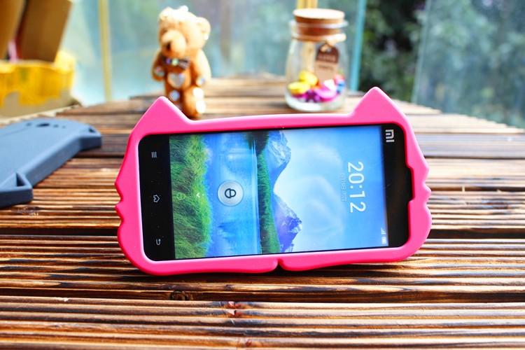 เคสซิลิโคน Xiaomi MI2 และ Xiaomi MI2S XM2S-S003 - Omega Case 3