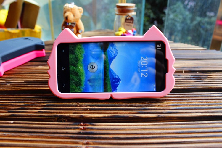 เคสซิลิโคน Xiaomi MI2 และ Xiaomi MI2S XM2S-S003 - Omega Case 5