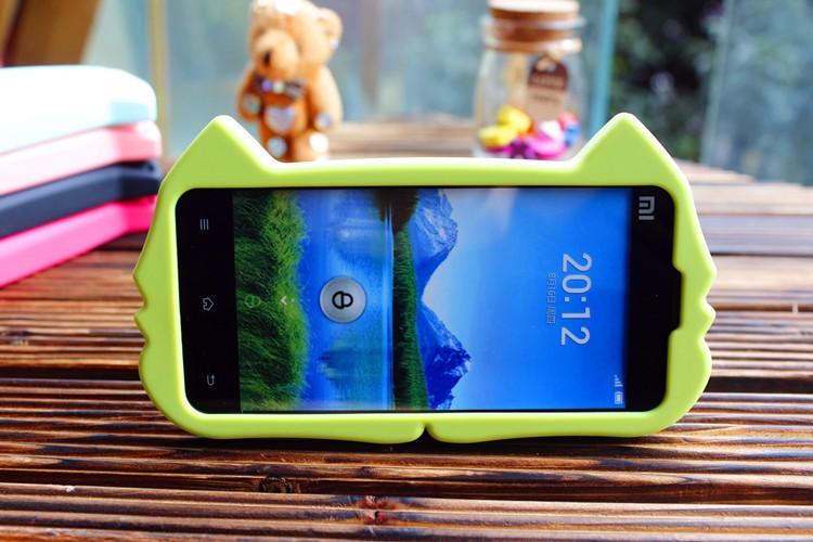 เคสซิลิโคน Xiaomi MI2 และ Xiaomi MI2S XM2S-S003 - Omega Case 7